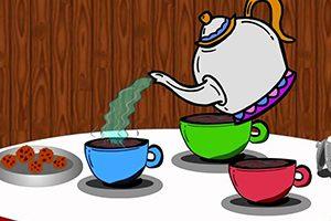 Canción infantil para tomar el té