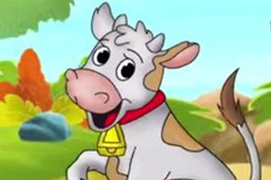 Canción infantil la Vaca Lechera