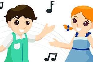 Canciones infantiles para aprender las partes del cuerpo